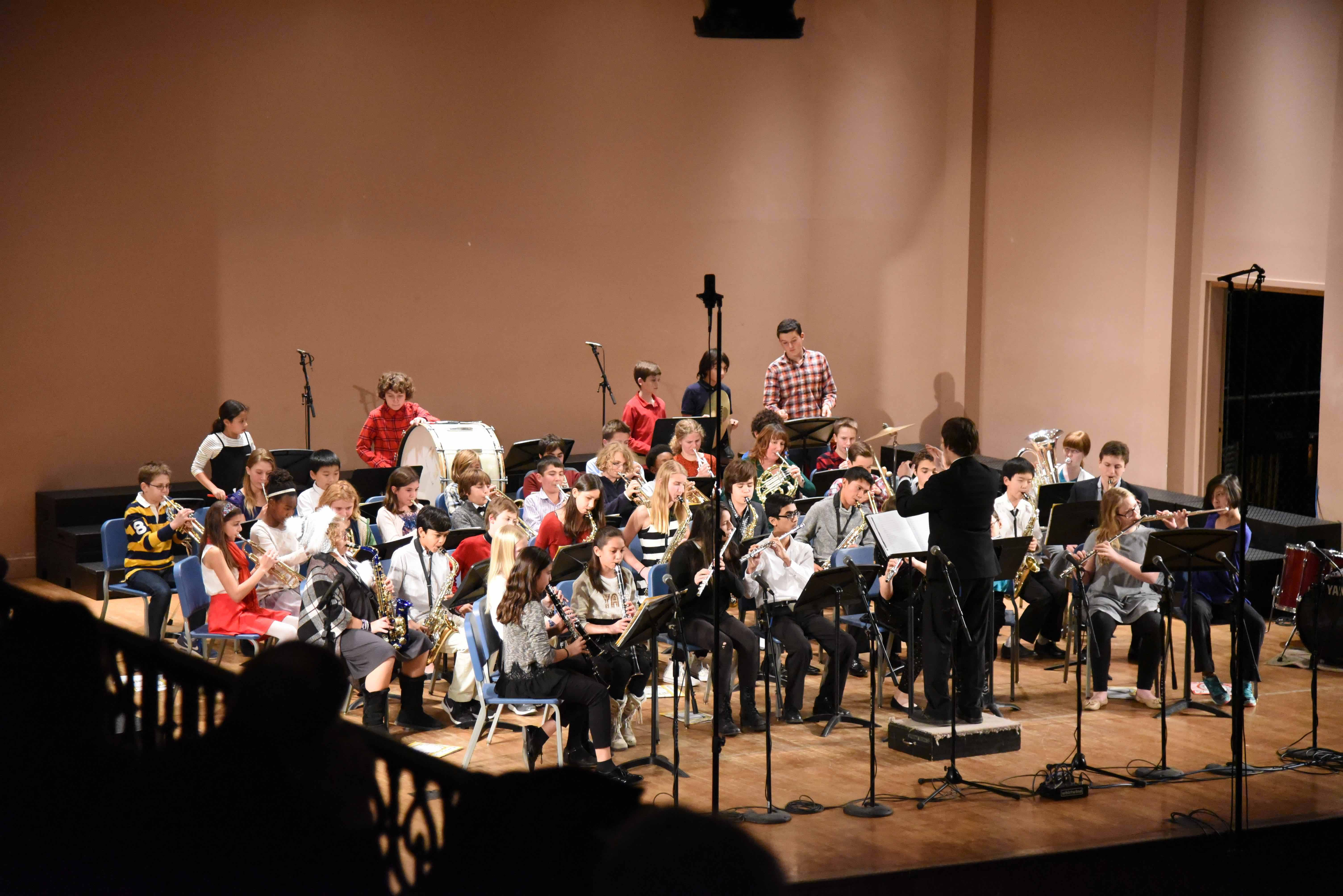 Music and Performing Arts | Falk Laboratory School